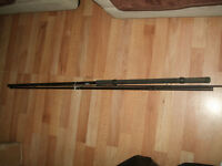 Shakespeare MG Match fishing rod, Shakespeare fishing rod