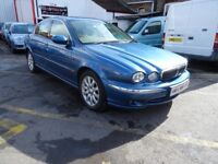 2002 Jaguar X-Type 2.5 V6 (AWD) 4dr LOADS OFF SERVICE HISTORY