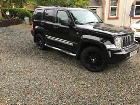 Jeep Cherokee 2009 Limited £6000