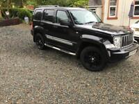 Jeep Cherokee 2009 Limited £5400