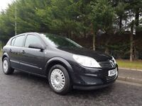 APRIL 2009 VAUXHALL ASTRA LIFE A/C 1.6 16V PETROL FULL SERVICE HISTORY EXCELLENT CONDITION MOT MAY17