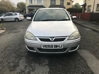 AUTOMATIC Vauxhall corsa 1.4 petrol