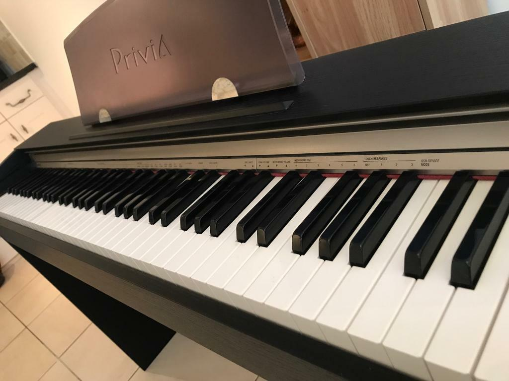 casio privia px 730 digital piano in howden east yorkshire gumtree. Black Bedroom Furniture Sets. Home Design Ideas