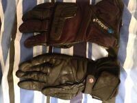Held Gore-Tex Coldblack Summer Gloves