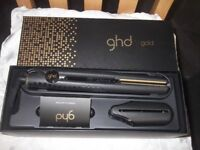 As NEW GHD GOLD V CLASSIC HAIR STRAIGHTENERS Excellent condition !