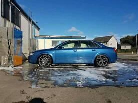 Audi a4 3.0 v6 petrol manual
