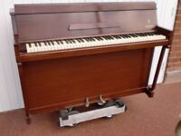 eve staff very small over strung mini piano £199 can deliver