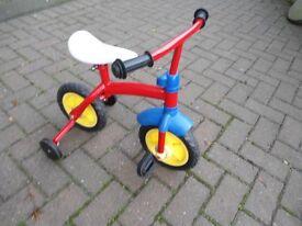 Kiddies Starter Bike