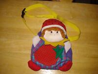 sac à la taille  pour enfant petite poupée