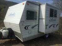 16 foot Aerolite Travel Trailer