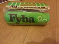 Fyba the professional pot, sweet pea tubes