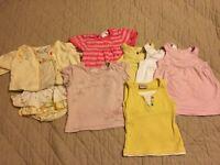 Girl's Clothes Bundle Size 3-6 Months