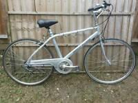Kettler Alu-Rad town bike 6 speed