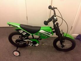 MXR 750 MOTOBIKE STILL NEW £75 BARGAIN