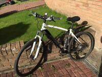 Specialised hybrid cross trail expert cycle