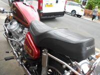 Restored Honda CX500 Custom