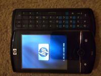 HP IPAQ DATA MESSENGER QWERTY KEYPAD PDA SMARTPHONE WINDOWS