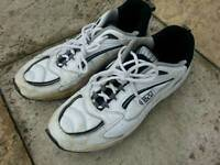 GM MENS CRICKET EQUIPMENT SHOES SPIKES SIZE 11