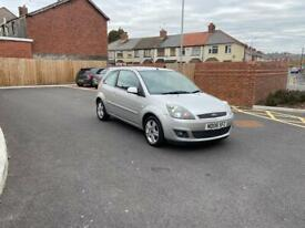 image for Ford Fiesta 1.2 with full service history and long mot