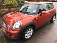 Lovely 2010 Mini for sale - 37000 miles and 1 owner