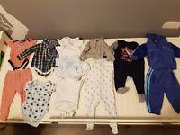 baby boy bundle 3-6 month