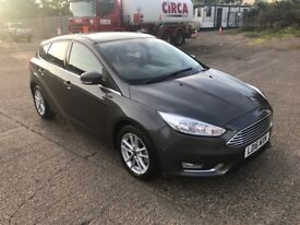 2016 Ford Focus 1 Ltr Automatic Petrol
