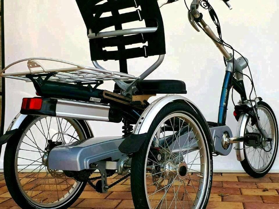 % REDUZIERT Van Raam Easy Rider mit Elektro-Dreirad 36V Pedelec in Königsbach-Stein