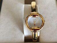 Genuine ladies Gucci watch in excellent condition