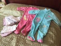 Baby sleepwear bundle - 12-18 months
