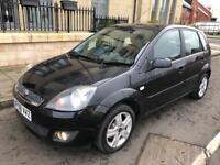 FORD FIESTA 1.25 ZETEC CLIMATE 08 PLATE