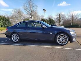 BMW 330d Coupe 2010 (306 bhp)