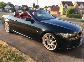 BMW 320i M-Sport Convertible