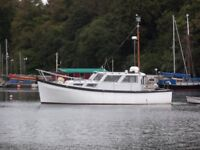 32ft Motor Boat / HouseBoat *Offers Invited*