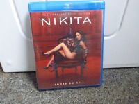 Nikita the complete first season-blu-ray dvd