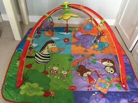 Tiny Love Gymini Move & Play Mat