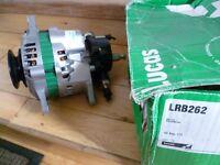Alternator Lucas LRB262 Vauxhall and Isuzu
