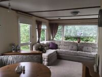 Static Caravn, Middlemuir Heights, Cosalt Remini, 3 bedroom, lovely friendly park