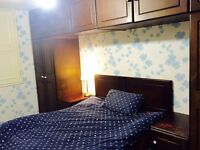 Double room for rent £490 for single person, £600 for couple (all bills included)