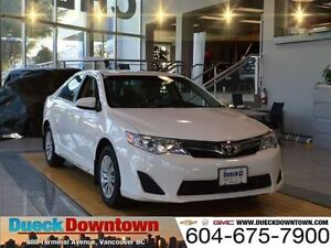 2012 Toyota Camry LE - 39000 kms