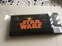 Star Wars wallet - BB8 or R2-D2 - New
