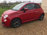 Fiat 500 1.2 petrol sport