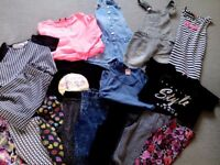 Bundle of girls clothes age 11- 13
