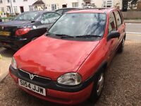 Vauxhall corsa 4 door with only 29000 miles and long mot x x x x x x x x x x x x x x x x x x x x x x