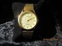 "Gents ""Sekonda"" gold wristwatch"