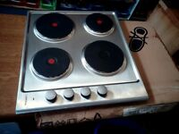 brand new electric hob
