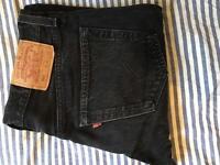 Levi Jeans 501 - W32 L32