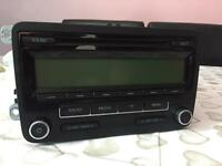 Volkswagen VW RCD310 DAB Radio/CD Player. Car Stereo (with Code)