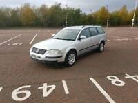 2005 VOLKSWAGEN PASSAT TDI ESTATE EXCELLENT RUNNER DRIVER £425