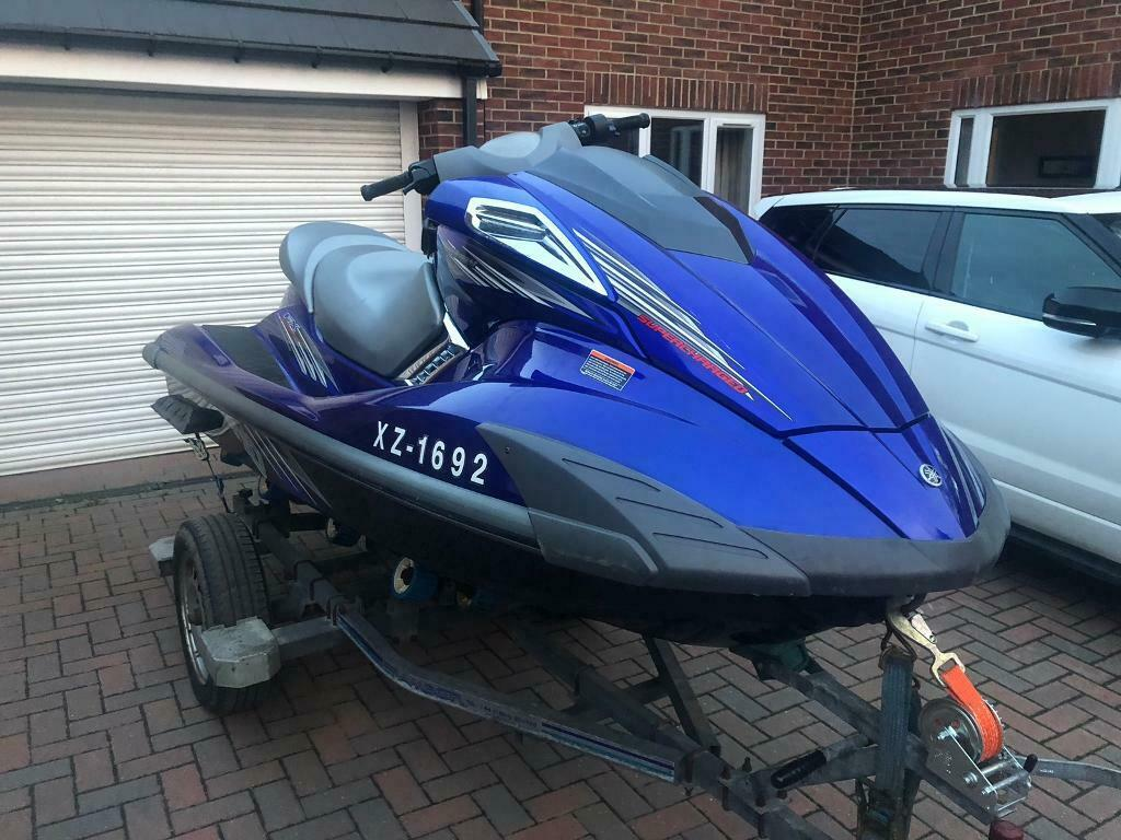 2009 Yamaha Wave Runner FXSHO (very quick ski) | in Sunderland, Tyne and  Wear | Gumtree