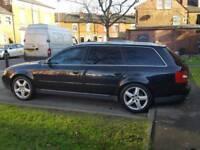 Audi A6 Rare 7 Seater